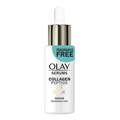 Olay Collagen Peptide 24 MAX Serum - Fragrance Free - 1.3 fl oz