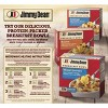 Jimmy Dean Sausage Egg & Cheese Frozen Croissant Sandwiches - 4ct - image 2 of 3