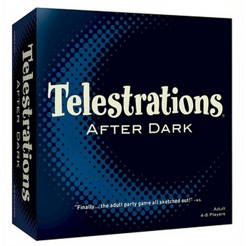 Telestrations After Dark Board Game - image 1 of 4