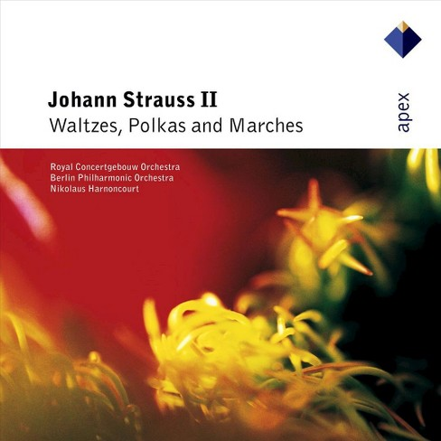 Royal concertgebouw - Strauss:Waltzes, polkas & marches (CD) - image 1 of 1