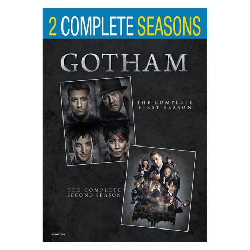 Gotham: Seasons 1 and 2 (DVD) - image 1 of 1