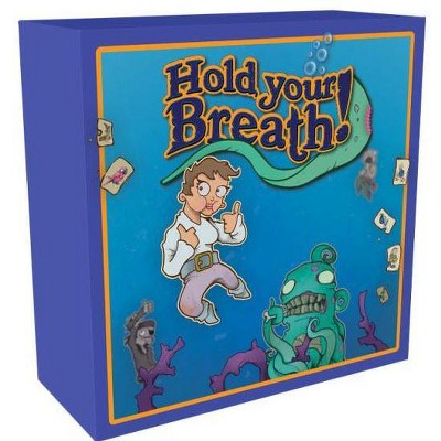 Hold Your Breath! Board Game