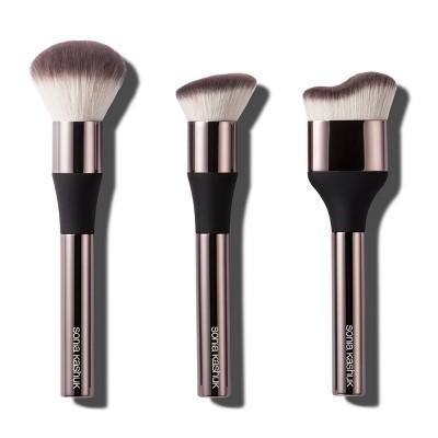 Sonia Kashuk™ Limited Edition 3pc Gilded Brush Set
