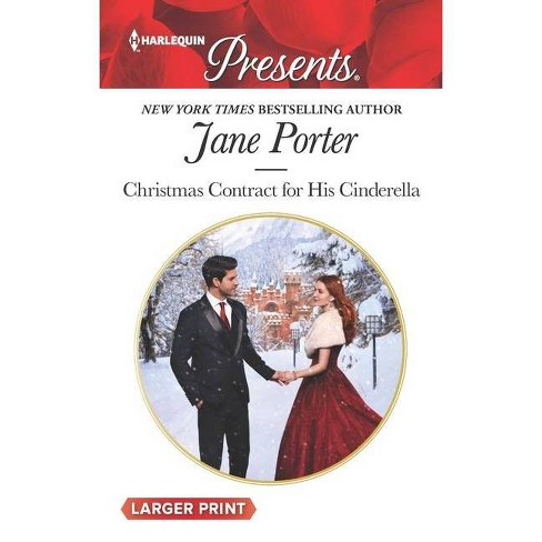 Christmas Contract for His Cinderella - by  Jane Porter (Paperback) - image 1 of 1
