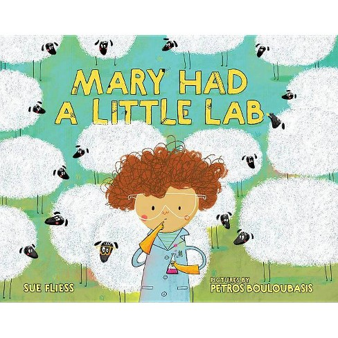 Mary Had a Little Lab - by  Sue Fliess (Hardcover) - image 1 of 1