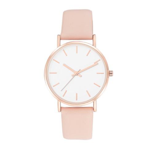 b6ce512b1 Women's Strap Watch - A New Day™ : Target