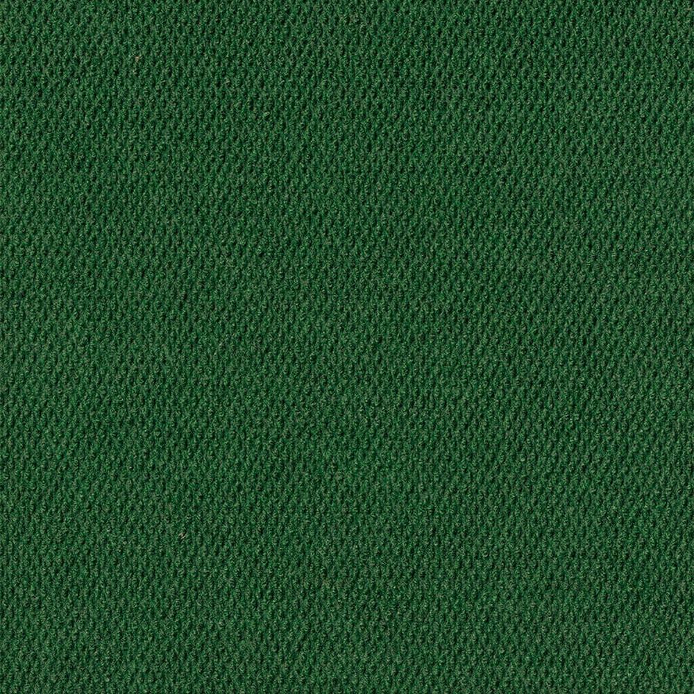 16pk Hobnail Carpet Tiles Green