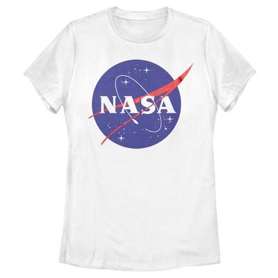 Women's NASA Circle Logo T-Shirt