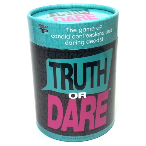University Games Truth or Dare - image 1 of 3