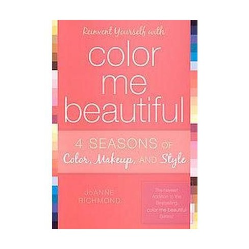 Reinvent Yourself With Color Me Beautiful Paperbac Target