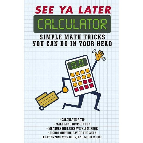 See YA Later Calculator - (Paperback) - image 1 of 1