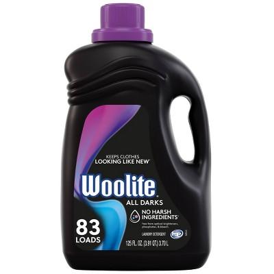 Woolite Darks Detergent - 125 fl oz