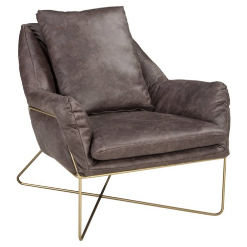 Crosshaven Accent Chair Dark Gray - Signature Design by Ashley - image 1 of 4