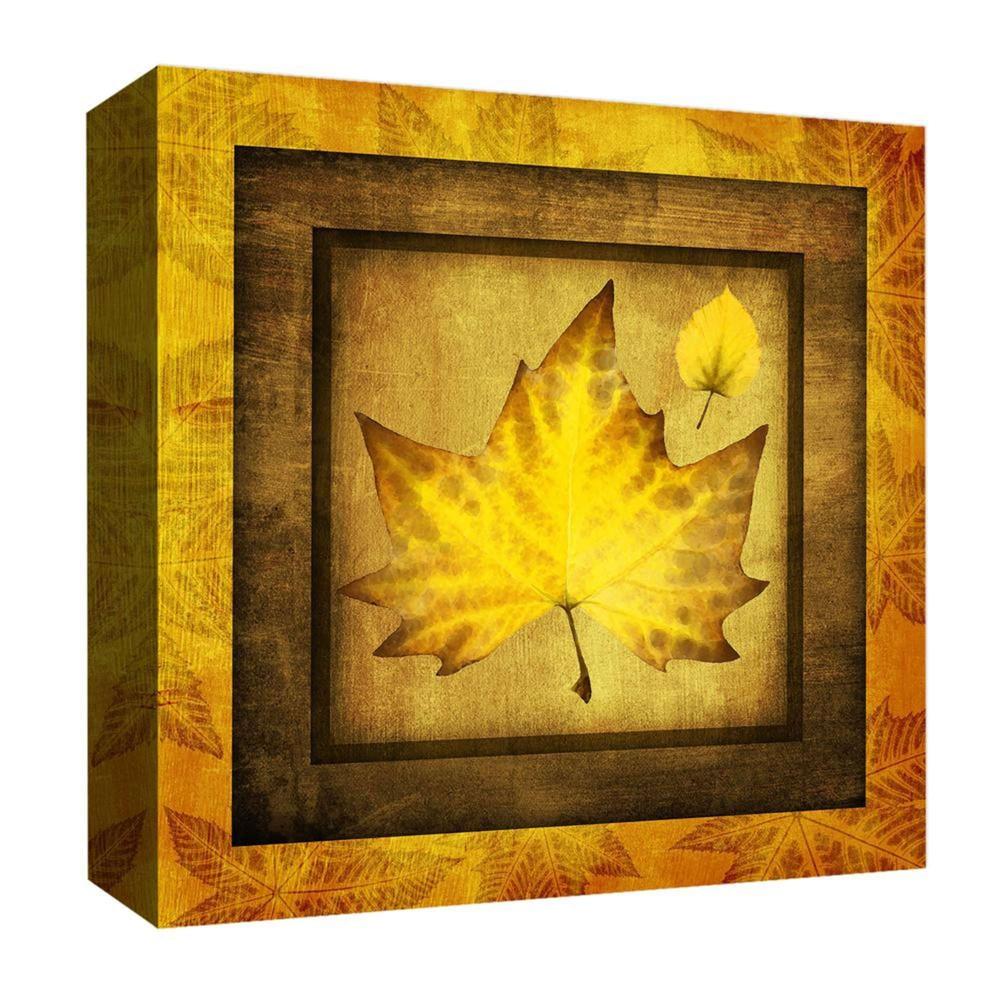 Autumn Leaves I Decorative Canvas Wall Art 16