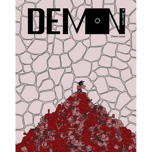 Demon, Volume 4 - by  Jason Shiga (Paperback) - image 1 of 1