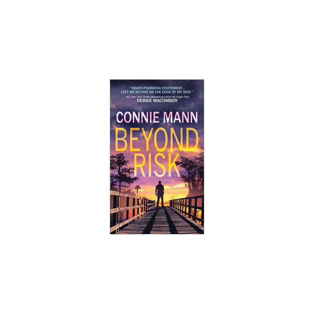 Beyond Risk - by Connie Mann (Paperback)