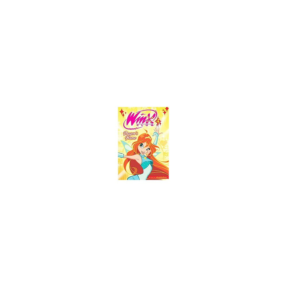 Winx Club 4 : Dragon's Flame (Paperback)