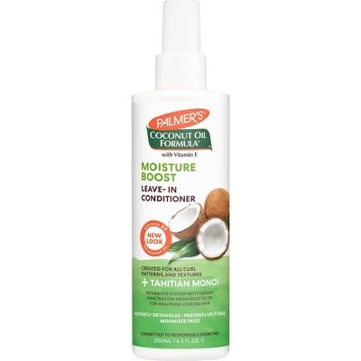 Palmer's Coconut Oil Formula Moisture Boost Leave-in Conditioner - 8.5 fl oz