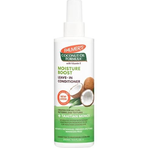 Palmer's Coconut Oil Formula Moisture Boost Leave-in Conditioner - 8.5 fl oz - image 1 of 4