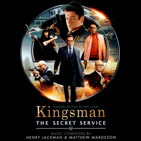 Henry jackman - Kingsman:Secret service (Osc) (CD) - image 1 of 1