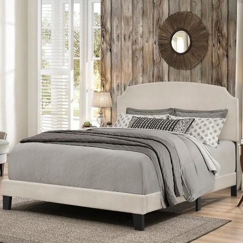 desi upholstered bed in one hillsdale furniture target