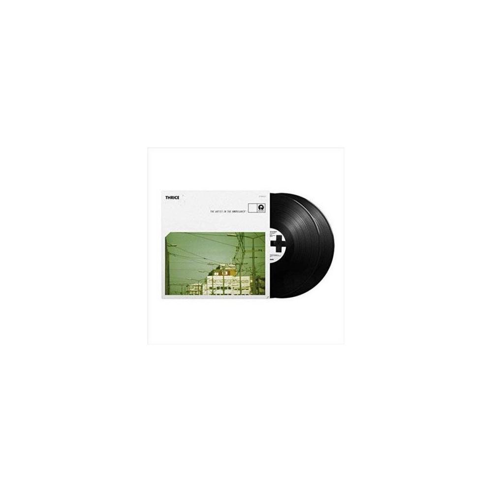 Thrice - Artist In The Ambulance (Vinyl)