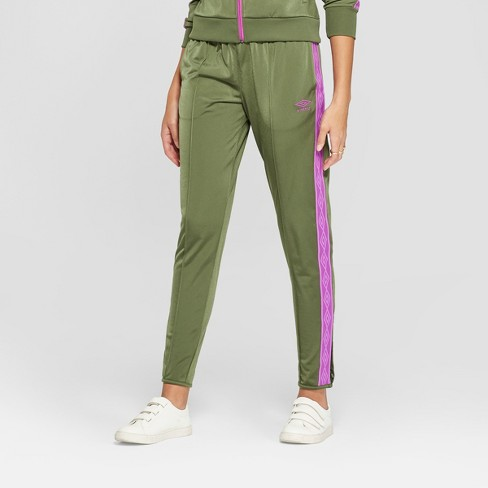 Umbro Women's Track Pants - Dark Green M - image 1 of 3