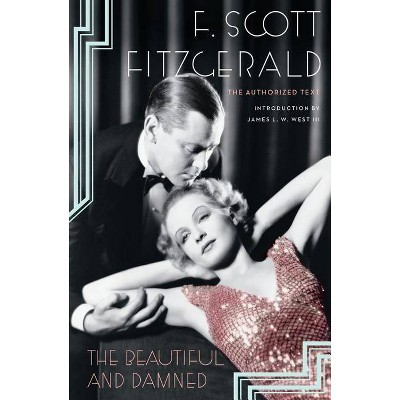 The Beautiful And Damned - By F Scott Fitzgerald (paperback) : Target