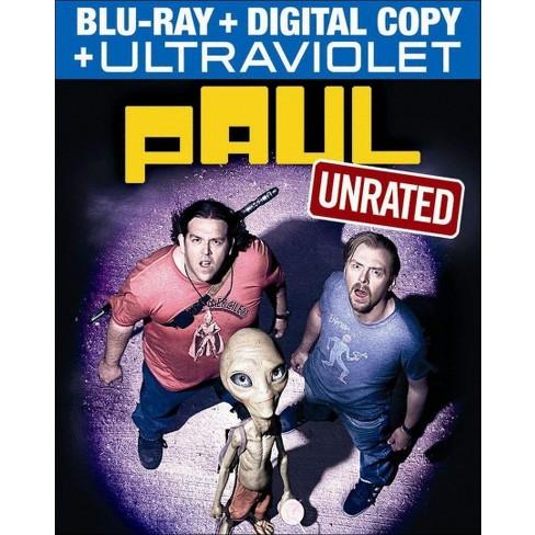 Paul (Includes Digital Copy) (UltraViolet) (Blu-ray) - image 1 of 1