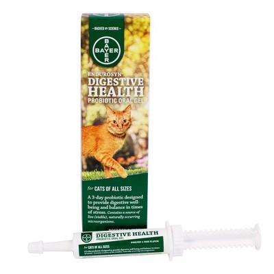 Bayer - Endurosyn Feline Oral Gel 15 ml
