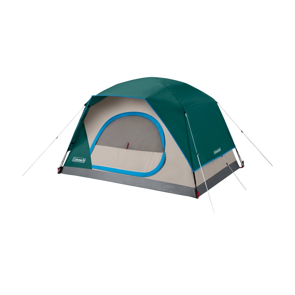 Coleman Skydome 2 Person Evergreen Tent Green