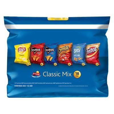 Frito lay variety packs contest