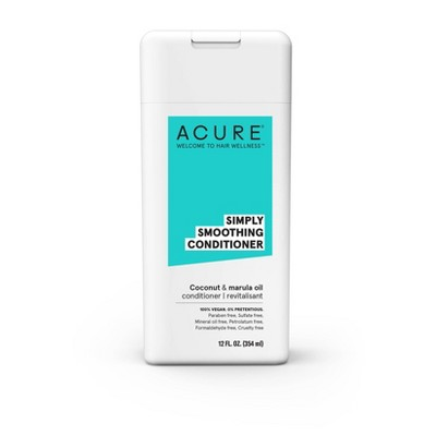 Shampoo & Conditioner: Acure Simply Smoothing