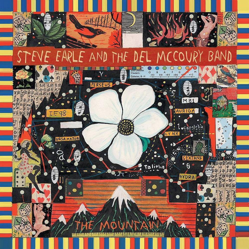 Steve earle - Mountain (Vinyl)