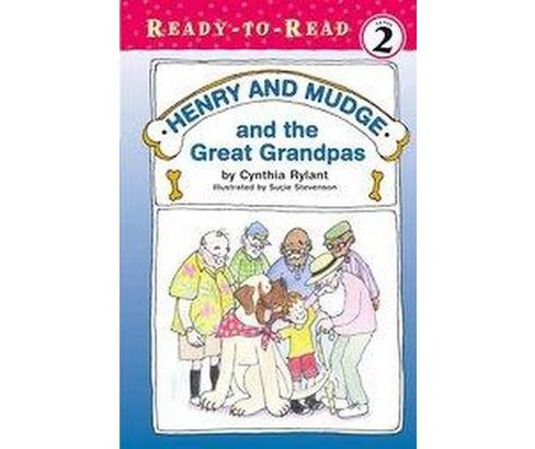 Henry and Mudge and the Great Grandpas (School And Library) (Cynthia Rylant) - image 1 of 1