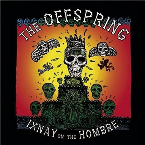 Offspring - Ixnay On The Hombre (CD) - image 1 of 1
