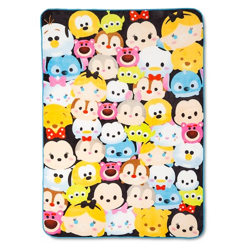 Tsum Tsum Twin Bed Blanket - image 1 of 1