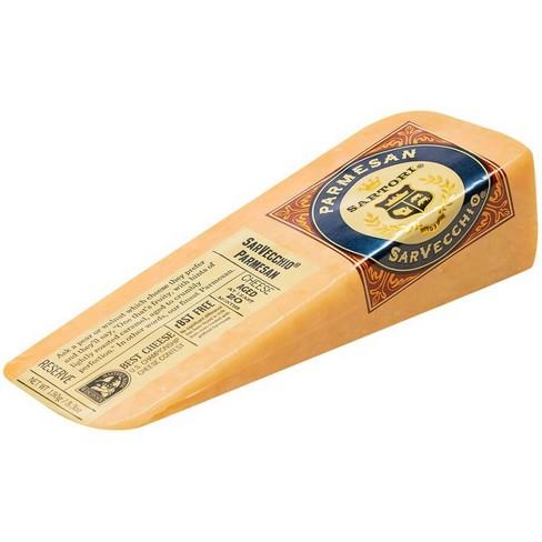 Sartori Sarvecchio Parmesan Cheese Wedge - 5.3oz - image 1 of 2