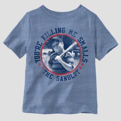 Toddler Boys' The Sandlot Short Sleeve T-Shirt - Blue 12M