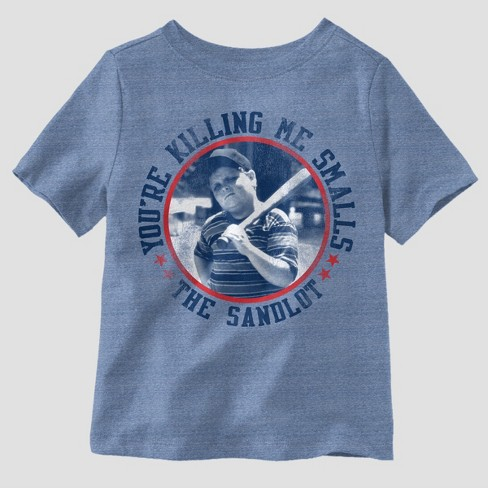 Toddler Boys' The Sandlot Short Sleeve T-Shirt - Blue - image 1 of 1
