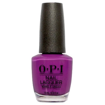 O.P.I Nail Lacquer - 0.5 Fl Oz : Target