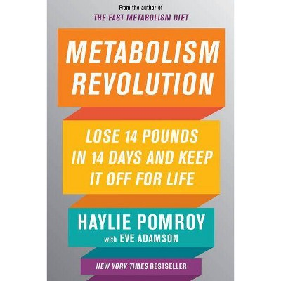 Metabolism Revolution - by  Haylie Pomroy (Hardcover)