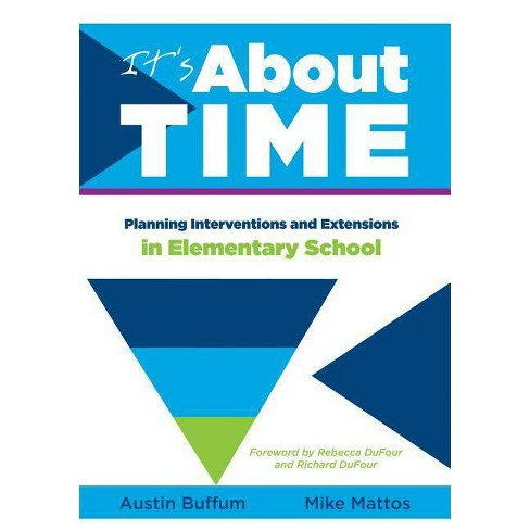 It's about Time [Elementary] - (Paperback) - image 1 of 1