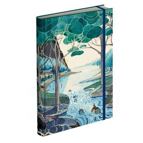 Tolkien: Raft Elves Journal - by  Bodleian Library the (Hardcover) - image 1 of 1