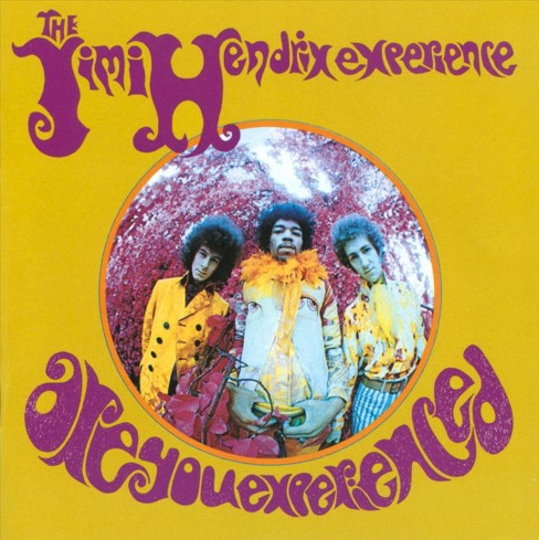 Jimi experi hendrix - Are you experienced (CD) - image 1 of 1