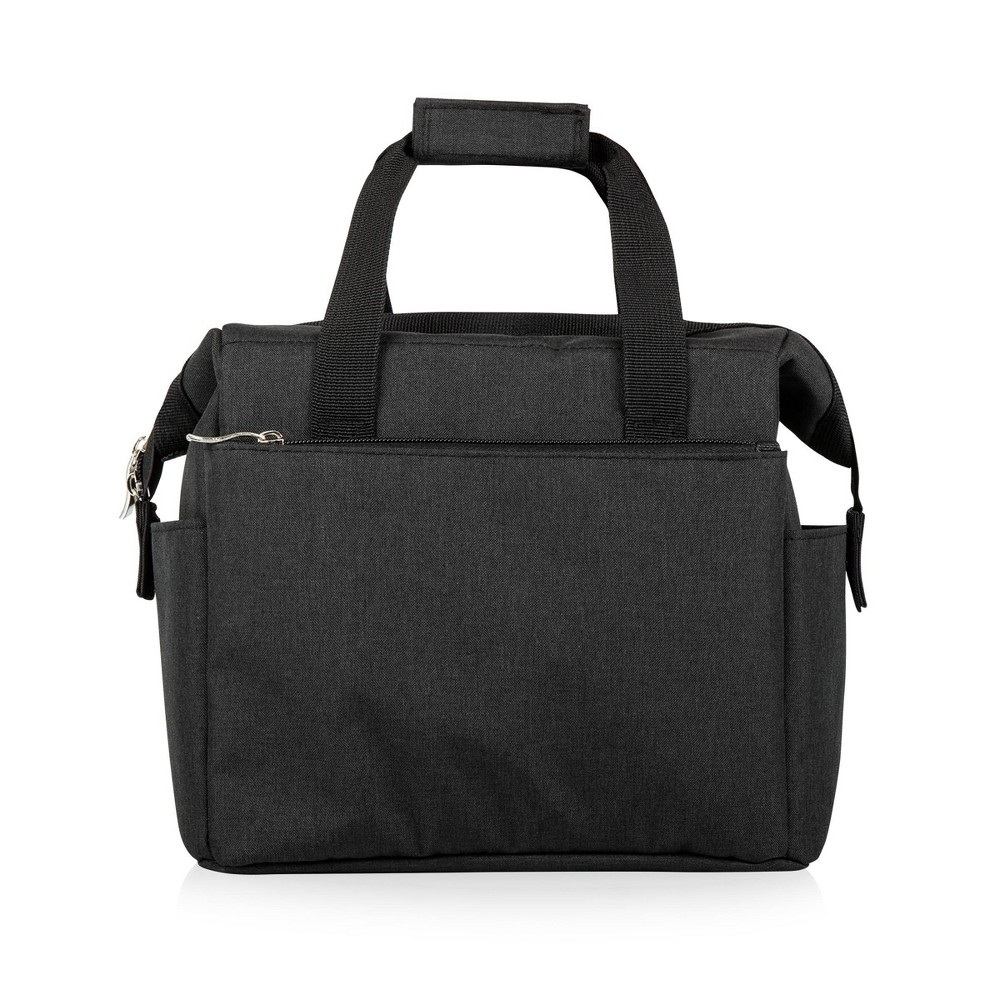 Image of Picnic Time On The Go Lunch Cooler - Black
