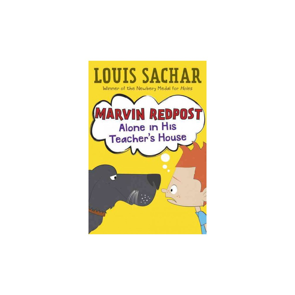 Alone in His Teacher's House ( Marvin Redpost) (Reissue) (Paperback)