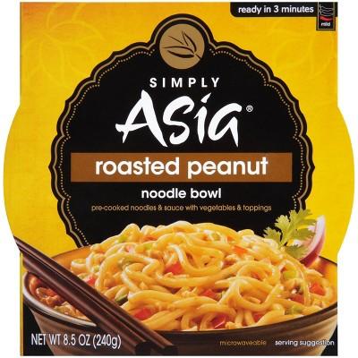 Simply Asia Roasted Peanut Bowl 8.5oz