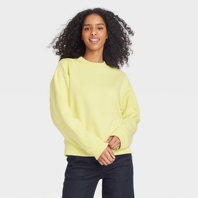 Women's All Day Fleece Sweatshirt - A New Day™