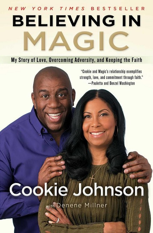 Believing in Magic (Hardcover) (Cookie Johnson) - image 1 of 1